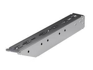 Консоль быстрой фиксации BBF осн. 500, горячеоцинкованная сталь