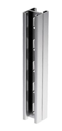 Профиль двойной BPD-21 L400, толщ.2,5 мм, нержавеющая сталь