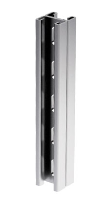 Профиль двойной BPD-21 L800, толщ.2,5 мм, нержавеющая сталь